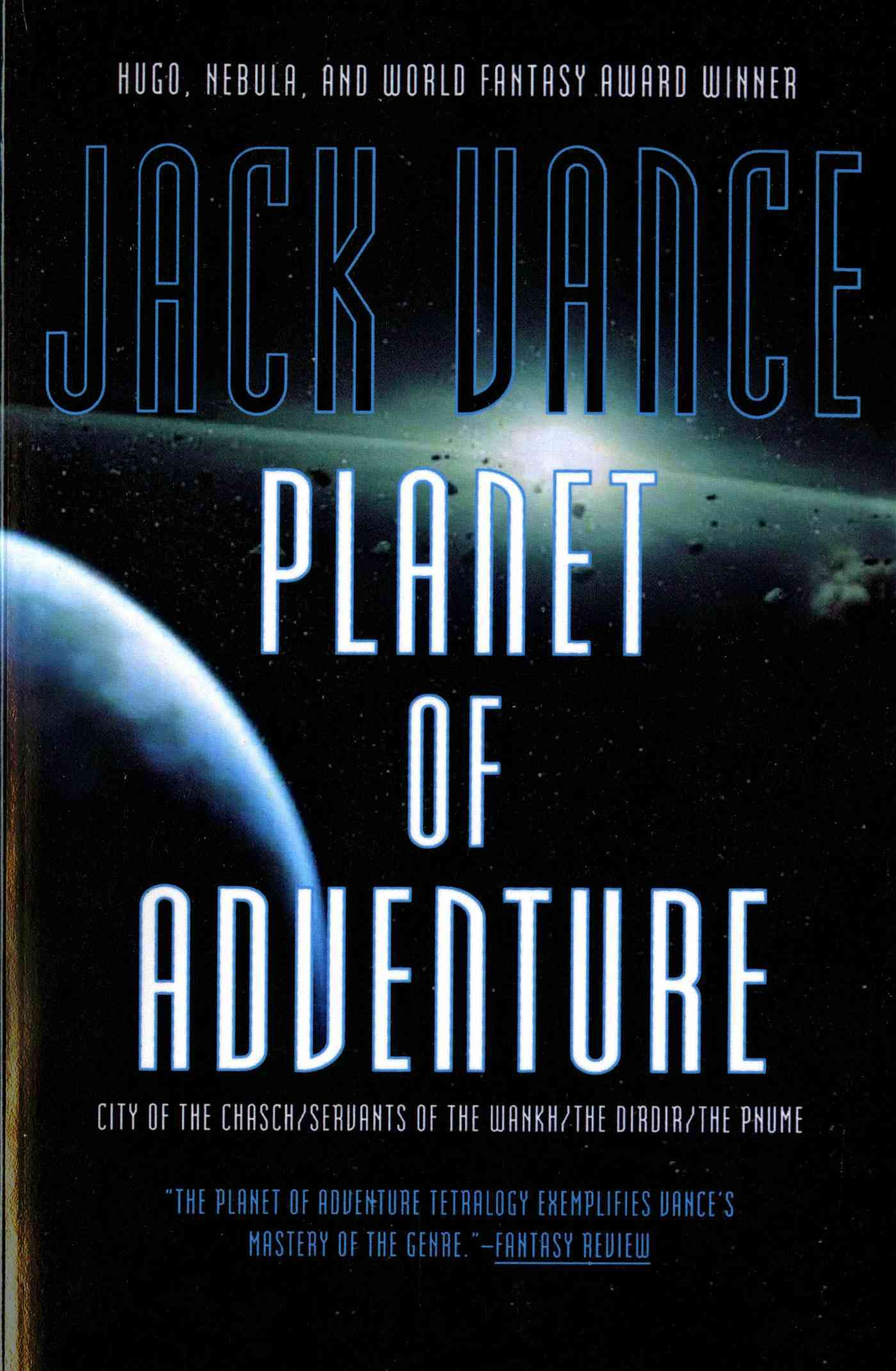 Planet of Adventure By Vance, Jack